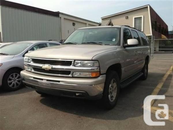 2006 Chevrolet Suburban 4dr 1500 4WD LT