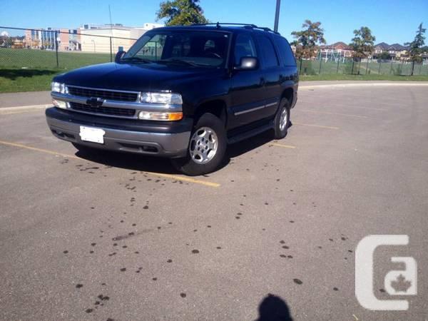 2006 Chevrolet Tahoe - $13399