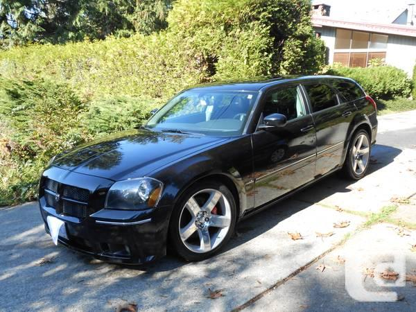 2006 dodge magnum srt8 for sale in coquitlam british columbia classifieds. Black Bedroom Furniture Sets. Home Design Ideas