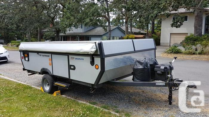 2006 Fleetwood Graphite Tent Trailer