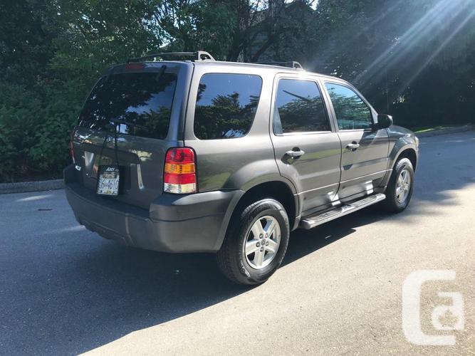 2006 FORD ESCAPE 4WD