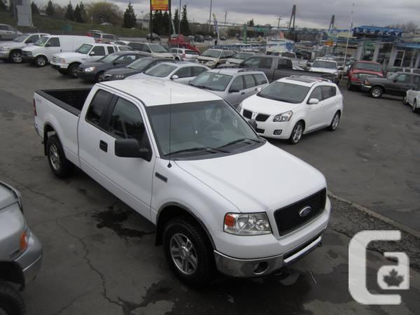 2006 Ford F-150 XLT - $11995