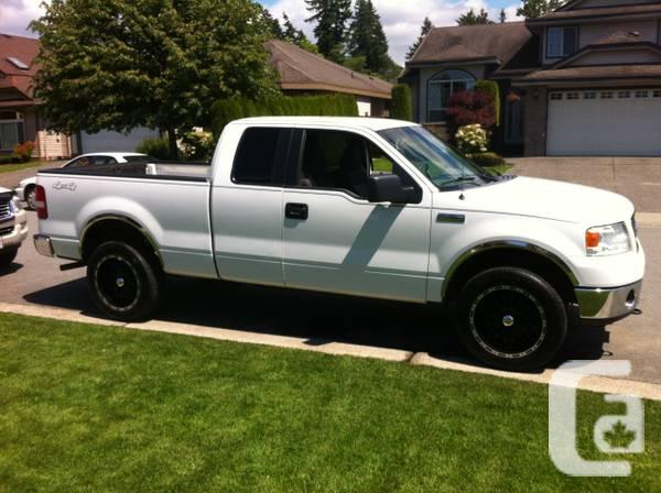 2006 ford f150 xlt for sale in maple ridge british. Black Bedroom Furniture Sets. Home Design Ideas