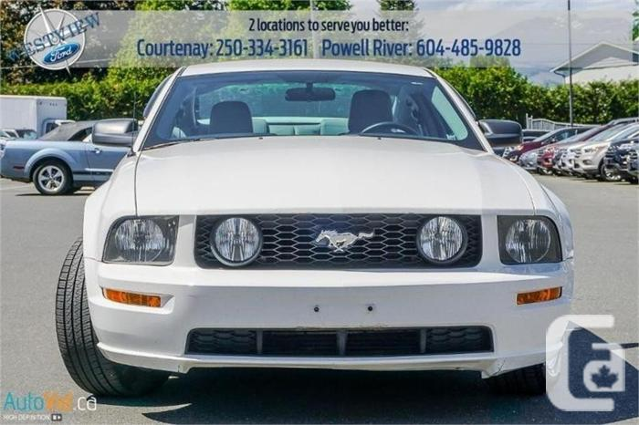 2006 Ford Mustang GT - $159 13 /Wk - Low Mileage in Courtenay, British  Columbia for sale