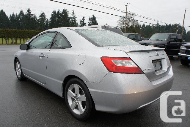 2006 honda civic coupe for sale in westholme british columbia classifieds. Black Bedroom Furniture Sets. Home Design Ideas