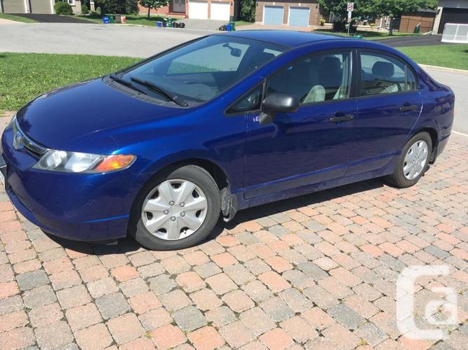 2006 Honda Civic Manual for sale!