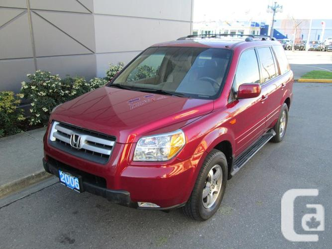 2006 honda pilot awd on sale local bc vehicle for sale in victoria british columbia. Black Bedroom Furniture Sets. Home Design Ideas