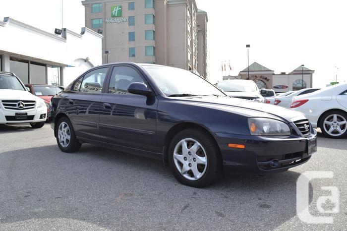 2006 Hyundai Elantra SE -- Local No Accidents