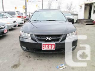 2006 Hyundai SONATA GLS - 99