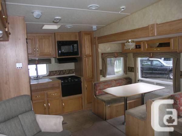 2006 Jayco 5th wheel truck 30' - 000