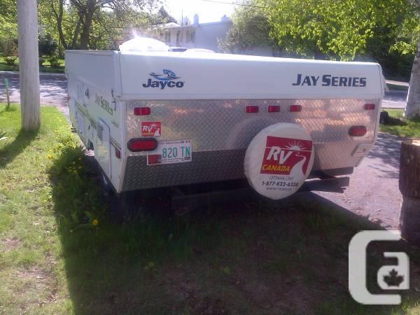2006 Jayco popup camper - $5500