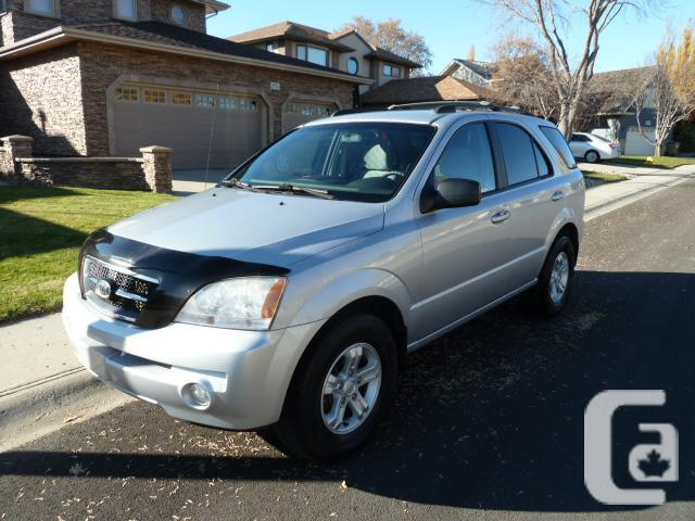 2006 kia sorento lx 4x4 for sale in coppersands. Black Bedroom Furniture Sets. Home Design Ideas