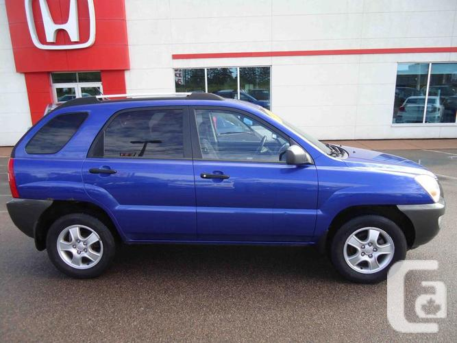 2006 Kia Sportage LX Automatic: ***AS TRADED SPECIAL***