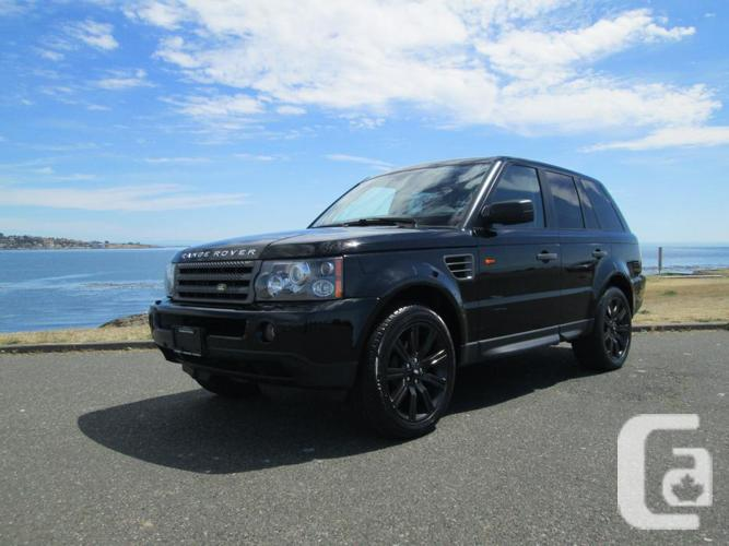 2006 land rover range rover sport supercharged 4wd fully loaded for sale in victoria british. Black Bedroom Furniture Sets. Home Design Ideas