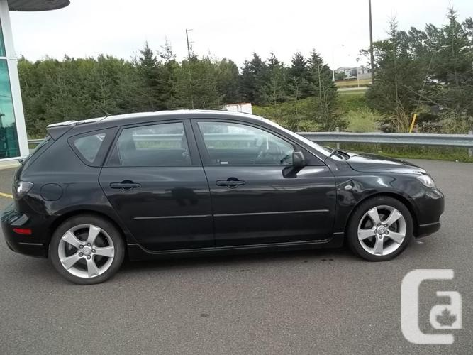 2006 MAZDA 3 GT SPORT AUTOMATIC ONLY 92400 KM