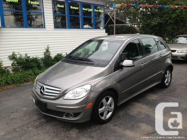 2006 Mercedes-Benz B- - $9495