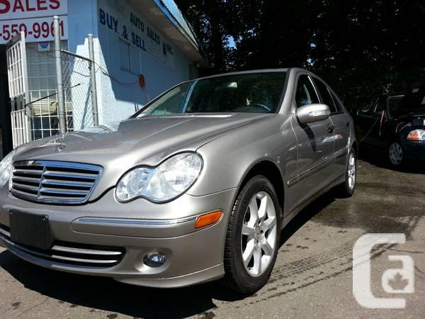 2006 Mercedes Benz C C280 4MATIC AWD - $9800