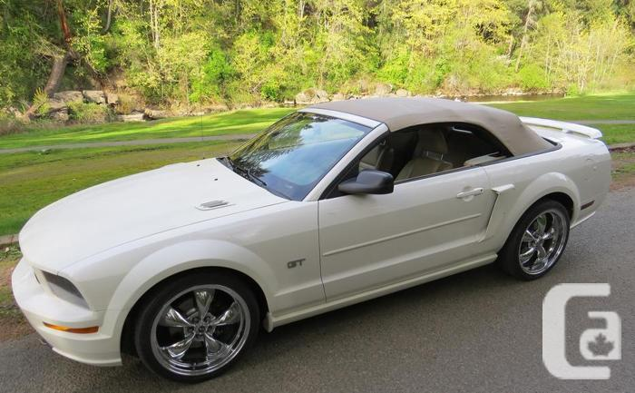 2006 Mustang GT Convertible -Auto in Nanaimo, British Columbia for sale