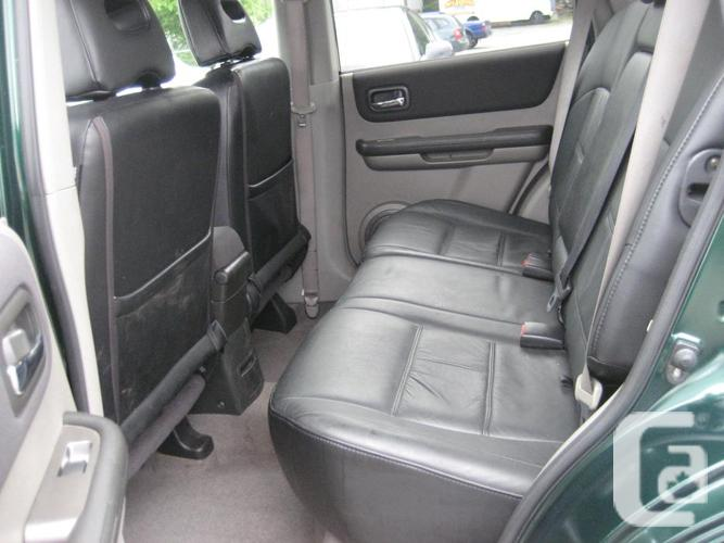 """2006 Nissan X-Trail-""""LE""""-Leather-Pano-Roof-4"""