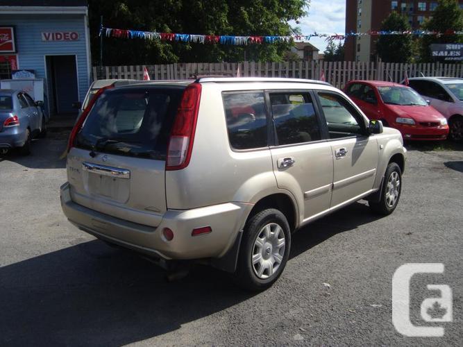 2006 Nissan X-Trail ***ALL WHEEL DRIVE***