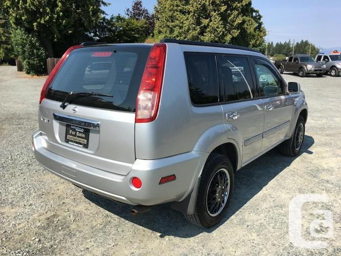 2006 Nissan X-Trail - Automatic with Only 185,000 KM -