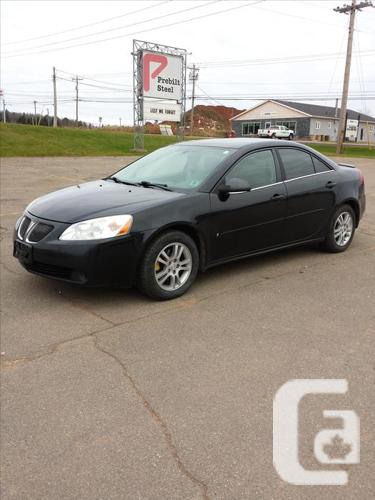 2006 Pontiac NEW LOW COST!!!