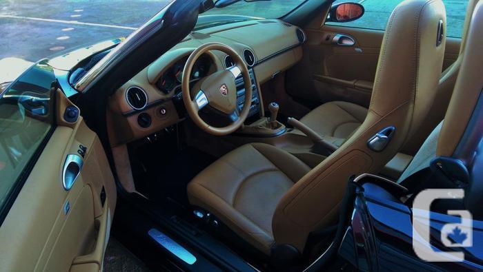 2006 Porsche Boxster low low kms