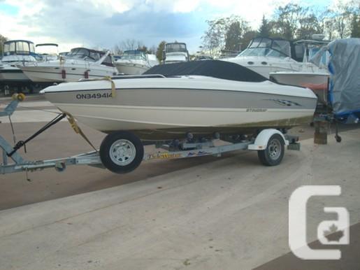 2006 Stingray 195 LX Boat for Sale