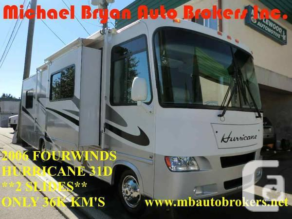 2006 STORM 32FT An EXCELLENT SUMMER PRICE*** - $42800