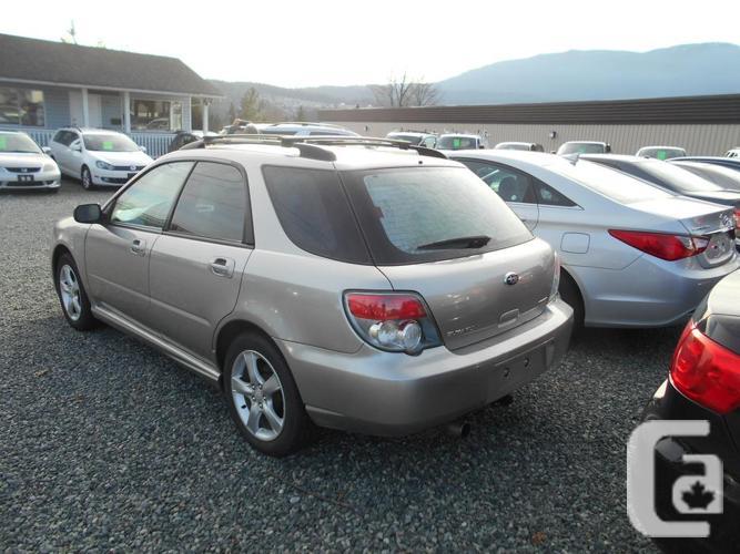 2006 Subaru Impreza  all wheel drive
