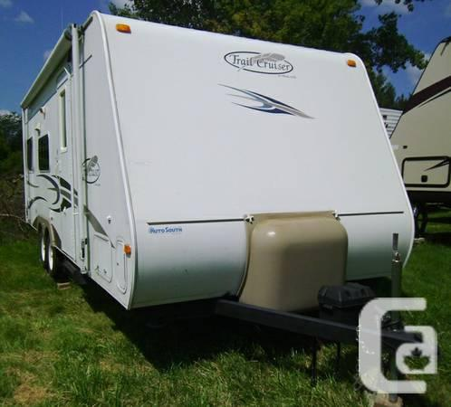 2006 Trail Cruiser By Trail Lite 23sb For Sale In Ottawa
