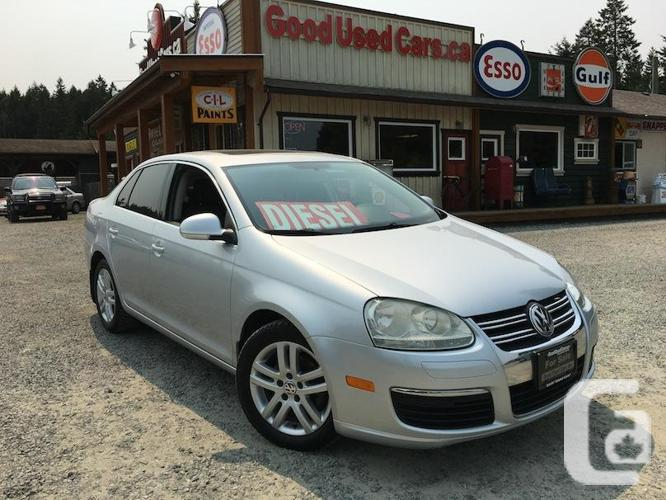 2006 volkswagen jetta tdi leather sunroof alloys for sale in cobble hill british columbia. Black Bedroom Furniture Sets. Home Design Ideas