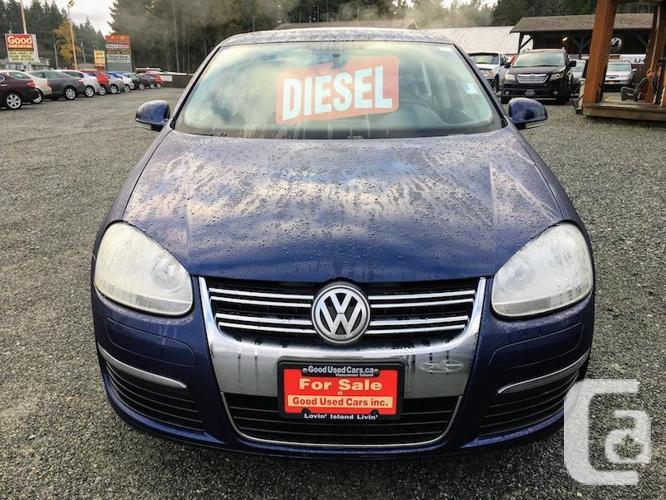 2006 Volkswagen Jetta TDI - Low KM Diesel Manual!