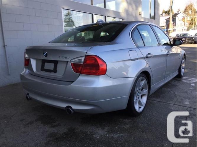 2007 BMW 3 Series 335i  - $122.50 B/W - - Bad Credit?