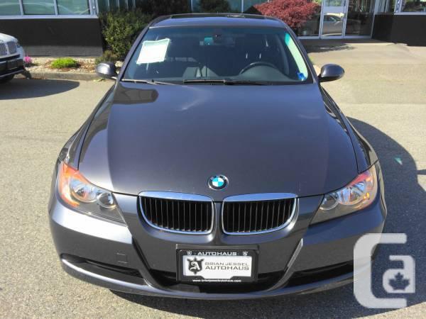 2007 BMW Sedan - $14900