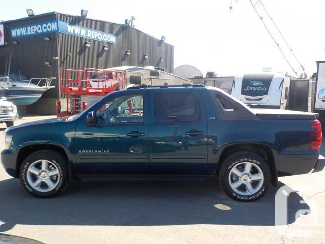 2007 Chevrolet Avalanche LTZ 4WD Crew Cab