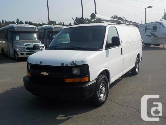 2007 Chevrolet Express 2500 Cargo w/ Shelving &