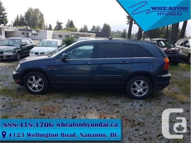2007 Chrysler Pacifica Touring - Touring -  Leather