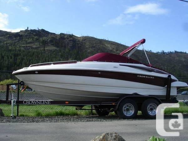 2007 Crownline 200LS - $29900