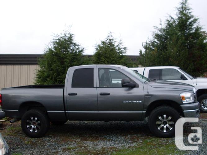2007 Dodge 1500 4x4