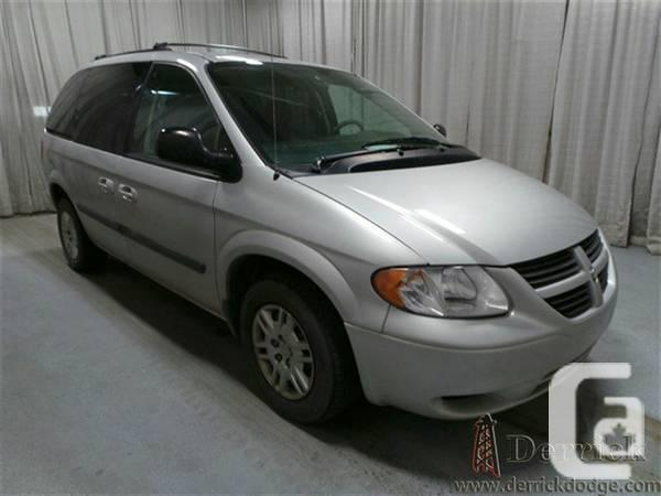 2007 Dodge Caravan SE Wagon - $8995