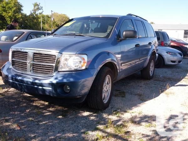 2007 Dodge Durango SLT- Flex Fuel - $10777
