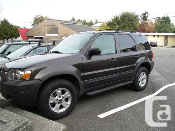 2007 Ford Escape Sport - $9700