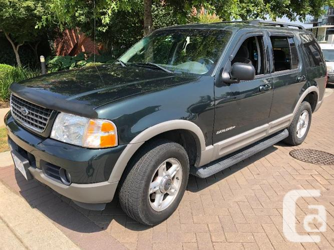 2007 FORD EXPLORER XLS 4X4-7 PASSENGER-SUV-$4000-LIKE