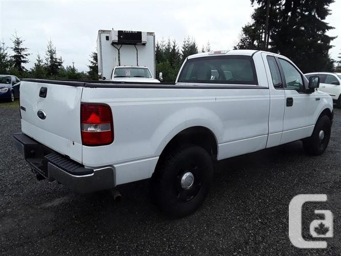 2007 FORD F150 REG CAB, selling saturday online and