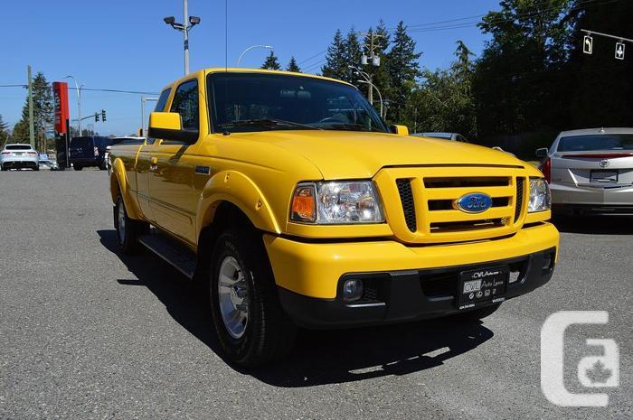 "2007 Ford Ranger Sport SuperCab 126"" - 4.0L"