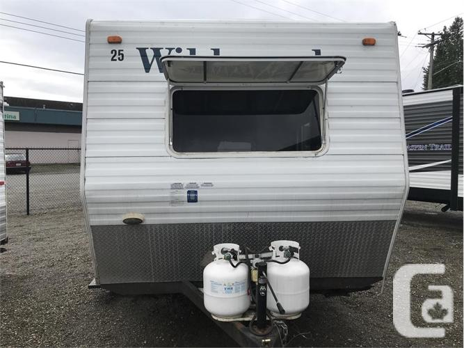 2007 Forest River Wildwood LE T 22
