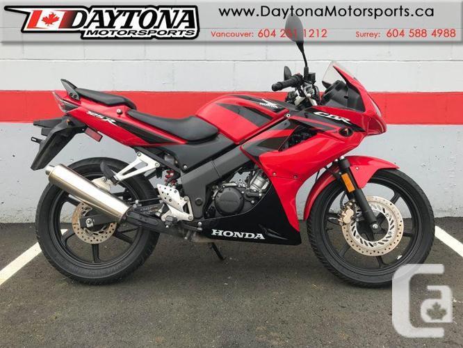 2007 Honda CBR125 Sport Motorcycle  * Cheap to run! Fun