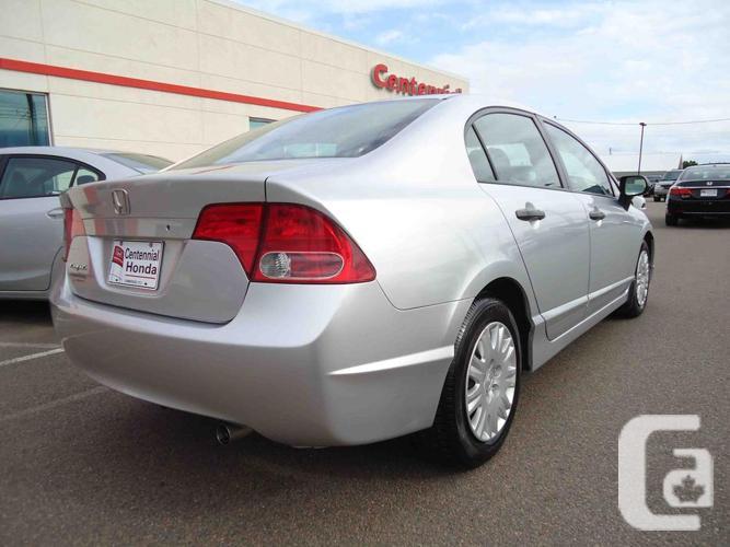 2007 Honda Civic DX-G Automatic: