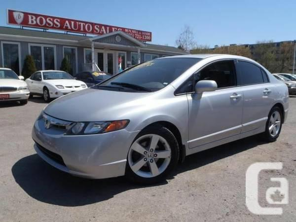 2007 honda civic ex for sale in oshawa ontario classifieds. Black Bedroom Furniture Sets. Home Design Ideas